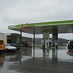 Бензиностанции B Oil