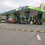 Бензиностанции OMV